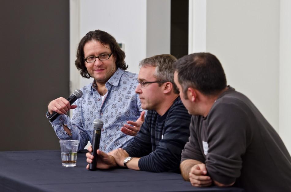 Portland Tech Event - Brad Feld, Jason Mendelson, Rick Turoczy